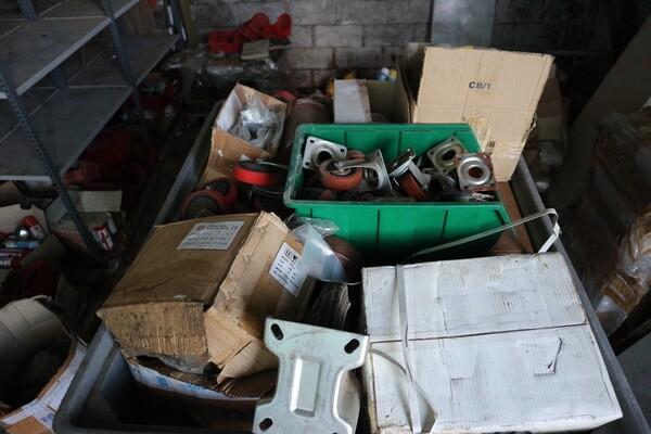 6#5843 Magazzino ricambi e macchinari per impianti di frantoio in vendita - foto 190