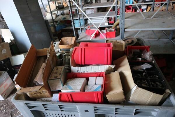 6#5843 Magazzino ricambi e macchinari per impianti di frantoio in vendita - foto 193