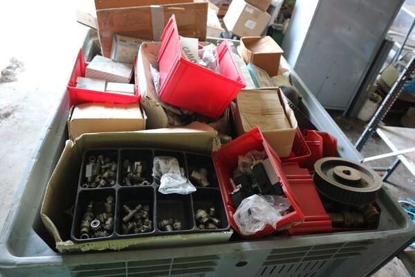 6#5843 Magazzino ricambi e macchinari per impianti di frantoio in vendita - foto 194