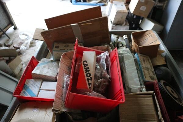 6#5843 Magazzino ricambi e macchinari per impianti di frantoio in vendita - foto 195