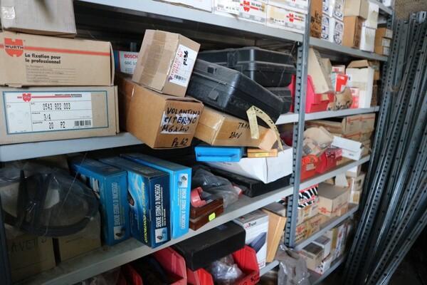 6#5843 Magazzino ricambi e macchinari per impianti di frantoio in vendita - foto 201