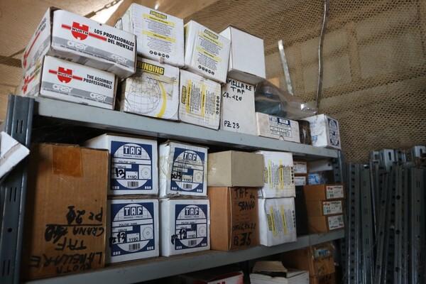 6#5843 Magazzino ricambi e macchinari per impianti di frantoio in vendita - foto 203