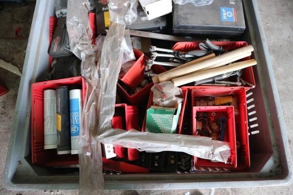 6#5843 Magazzino ricambi e macchinari per impianti di frantoio in vendita - foto 228