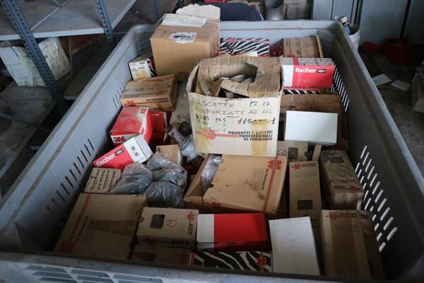 6#5843 Magazzino ricambi e macchinari per impianti di frantoio in vendita - foto 231