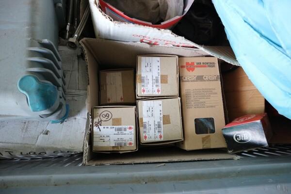 6#5843 Magazzino ricambi e macchinari per impianti di frantoio in vendita - foto 239