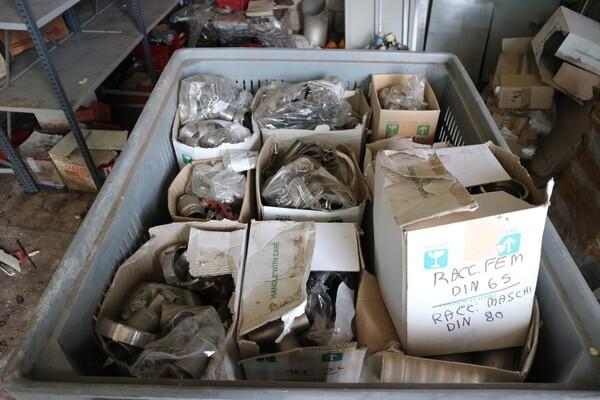 6#5843 Magazzino ricambi e macchinari per impianti di frantoio in vendita - foto 240