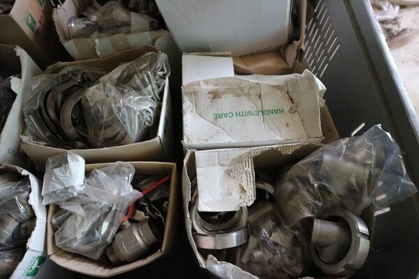 6#5843 Magazzino ricambi e macchinari per impianti di frantoio in vendita - foto 242