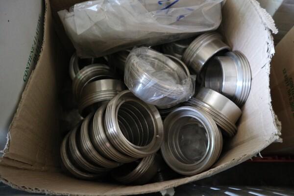 6#5843 Magazzino ricambi e macchinari per impianti di frantoio in vendita - foto 244