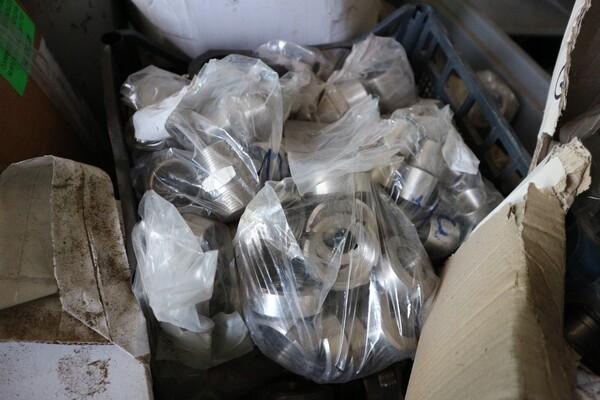 6#5843 Magazzino ricambi e macchinari per impianti di frantoio in vendita - foto 245