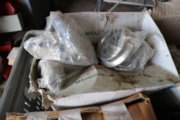 6#5843 Magazzino ricambi e macchinari per impianti di frantoio in vendita - foto 247