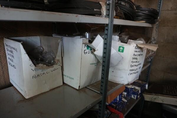 6#5843 Magazzino ricambi e macchinari per impianti di frantoio in vendita - foto 248