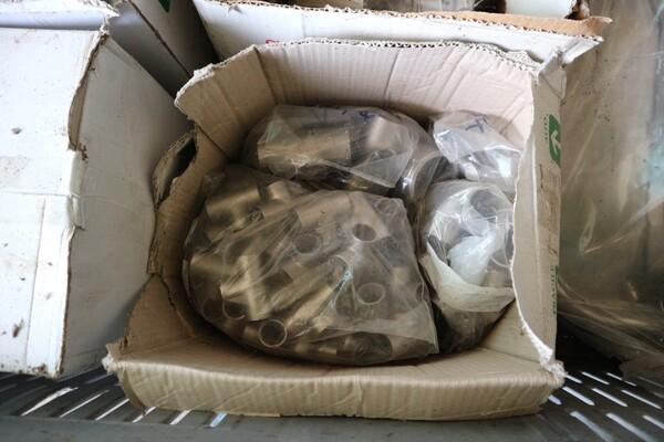 6#5843 Magazzino ricambi e macchinari per impianti di frantoio in vendita - foto 254
