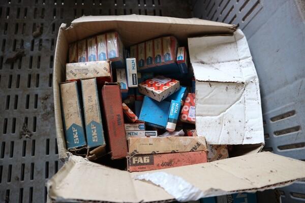 6#5843 Magazzino ricambi e macchinari per impianti di frantoio in vendita - foto 258