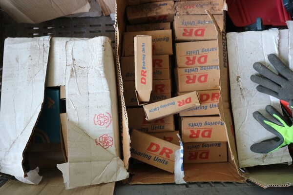 6#5843 Magazzino ricambi e macchinari per impianti di frantoio in vendita - foto 260