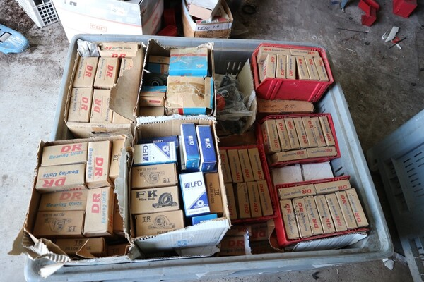 6#5843 Magazzino ricambi e macchinari per impianti di frantoio in vendita - foto 261