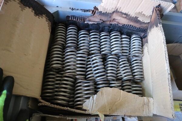6#5843 Magazzino ricambi e macchinari per impianti di frantoio in vendita - foto 264