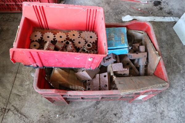 6#5843 Magazzino ricambi e macchinari per impianti di frantoio in vendita - foto 276