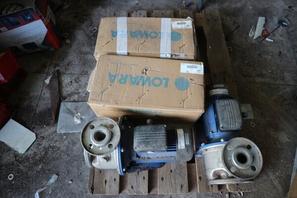 6#5843 Magazzino ricambi e macchinari per impianti di frantoio in vendita - foto 277
