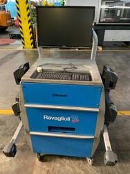 Ravaglioli wheel alignment device - Lote 1 (Subasta 5844)