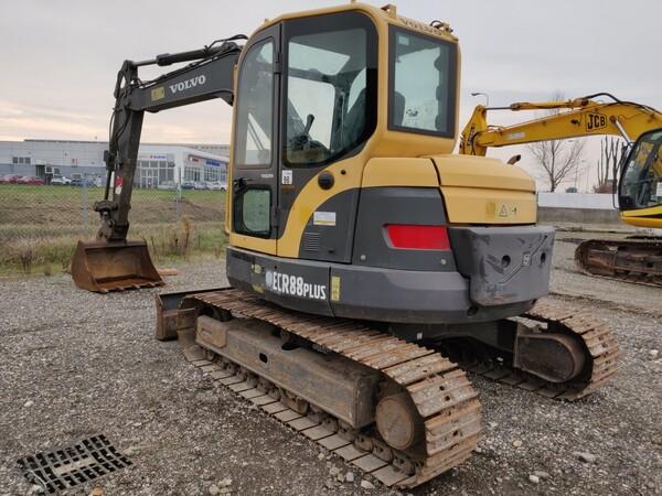 5#5845 Escavatore Volvo ECR88 in vendita - foto 4