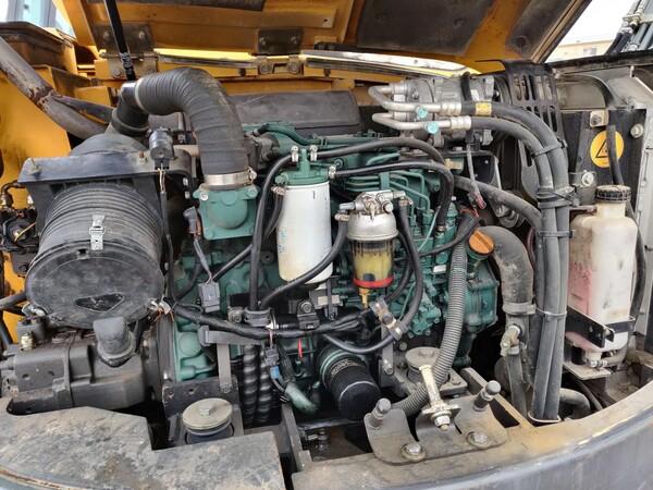 5#5845 Escavatore Volvo ECR88 in vendita - foto 15