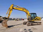 Escavatore JCB - Lotto 8 (Asta 5845)