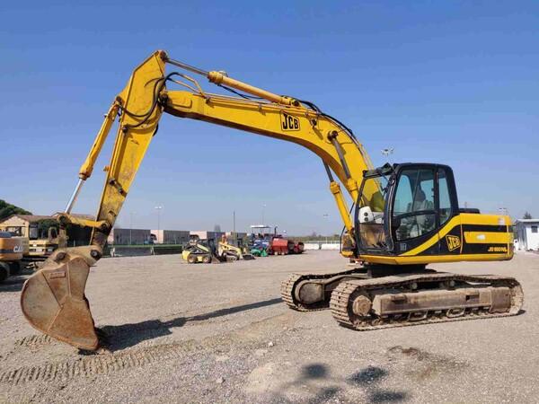 8#5845 Escavatore JCB in vendita - foto 1