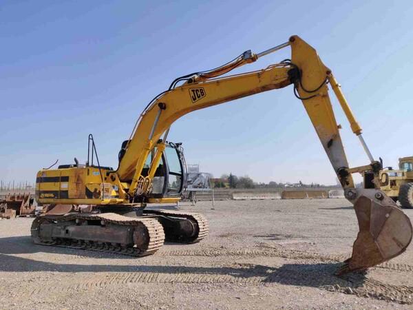 8#5845 Escavatore JCB in vendita - foto 3