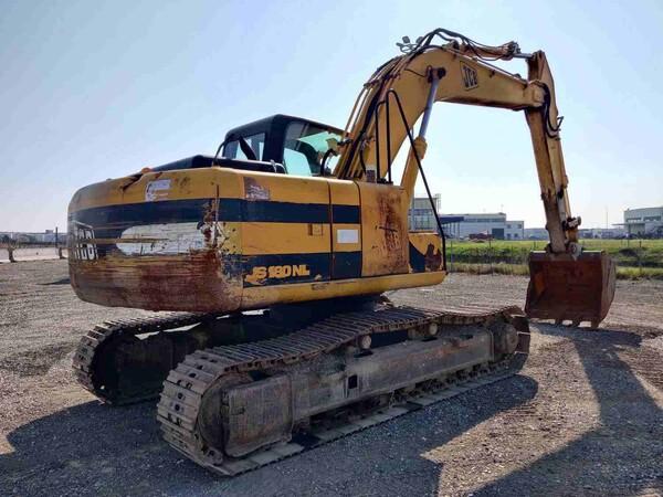 8#5845 Escavatore JCB in vendita - foto 4