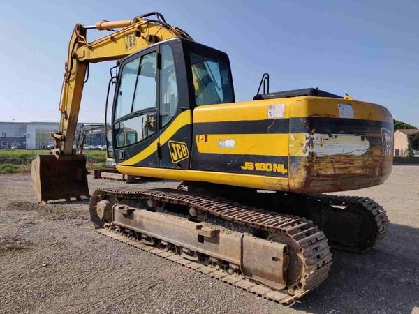 8#5845 Escavatore JCB in vendita - foto 6