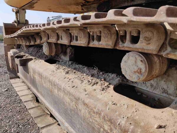 8#5845 Escavatore JCB in vendita - foto 9