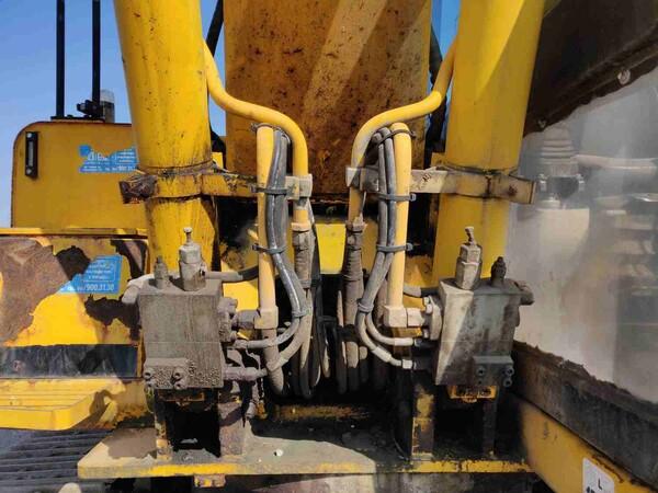 8#5845 Escavatore JCB in vendita - foto 11