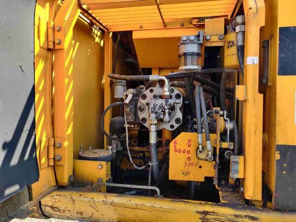 8#5845 Escavatore JCB in vendita - foto 15