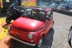 Fiat 500 car - Lot 1 (Auction 5849)