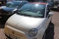Fiat 500 car - Lot 2 (Auction 5849)