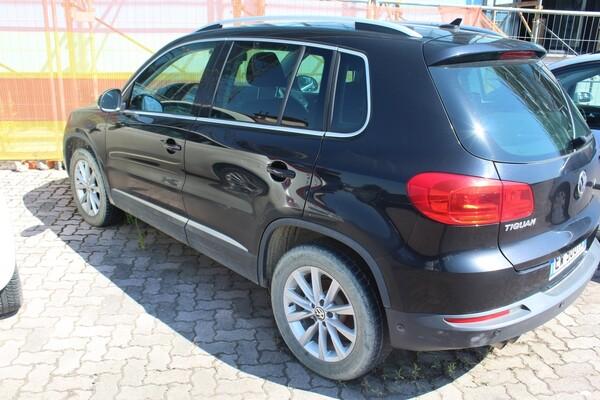 5#5849 Automobile VolksWagen Tiguan in vendita - foto 1