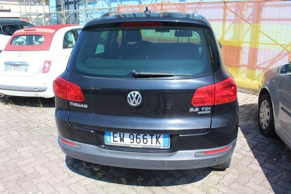 5#5849 Automobile VolksWagen Tiguan in vendita - foto 2