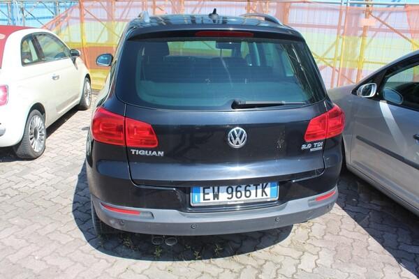 5#5849 Automobile VolksWagen Tiguan in vendita - foto 3
