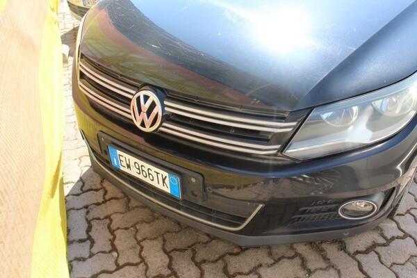 5#5849 Automobile VolksWagen Tiguan in vendita - foto 5