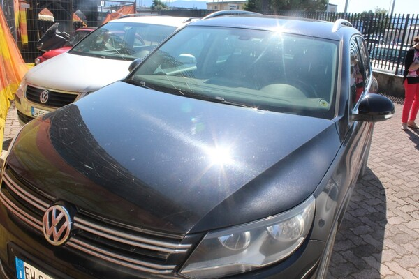 5#5849 Automobile VolksWagen Tiguan in vendita - foto 6