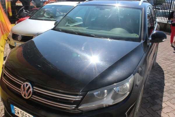 5#5849 Automobile VolksWagen Tiguan in vendita - foto 7
