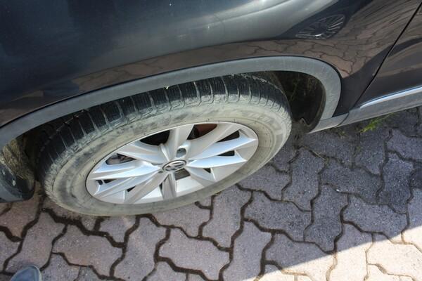 5#5849 Automobile VolksWagen Tiguan in vendita - foto 8