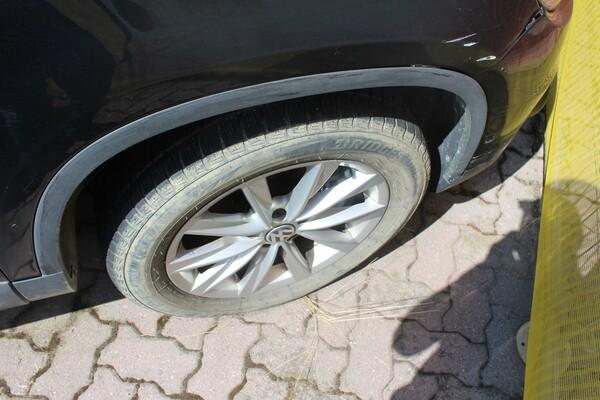 5#5849 Automobile VolksWagen Tiguan in vendita - foto 11