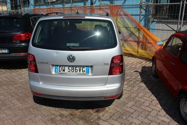 6#5849 Automobile Volkswagen Touran in vendita - foto 2
