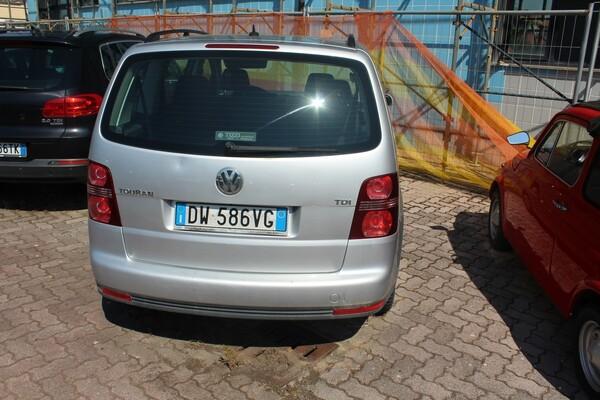 6#5849 Automobile Volkswagen Touran in vendita - foto 3
