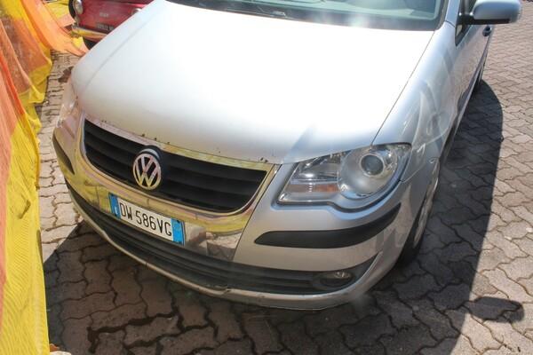 6#5849 Automobile Volkswagen Touran in vendita - foto 5