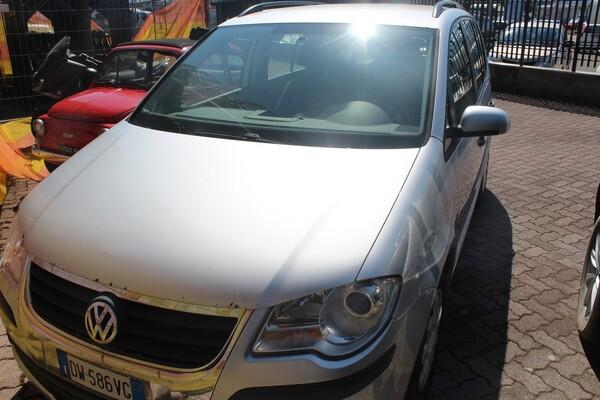 6#5849 Automobile Volkswagen Touran in vendita - foto 6