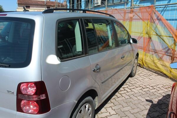 6#5849 Automobile Volkswagen Touran in vendita - foto 8