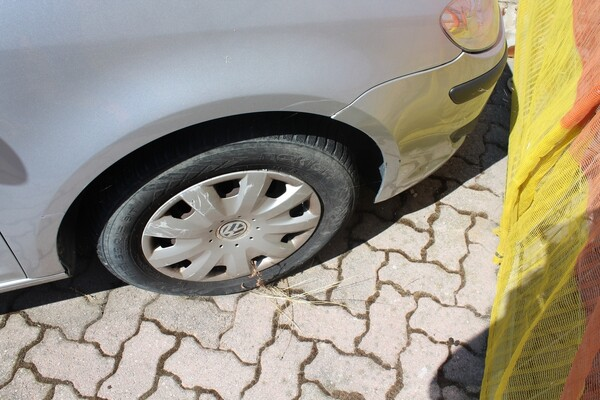 6#5849 Automobile Volkswagen Touran in vendita - foto 9