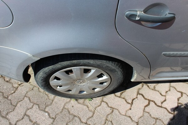 6#5849 Automobile Volkswagen Touran in vendita - foto 10